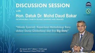 Minda Syariah: Keperluan Metodologi Baru dalam Dunia Globalisasi dan Era Big Data