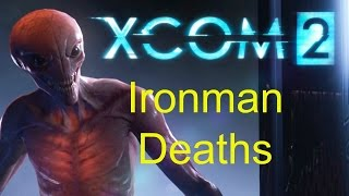Xcom 2 Death highlights. well Deaths.