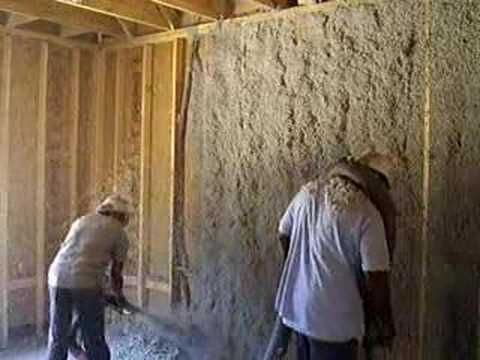 100% Recycled Newspaper Fiber Insulation Process