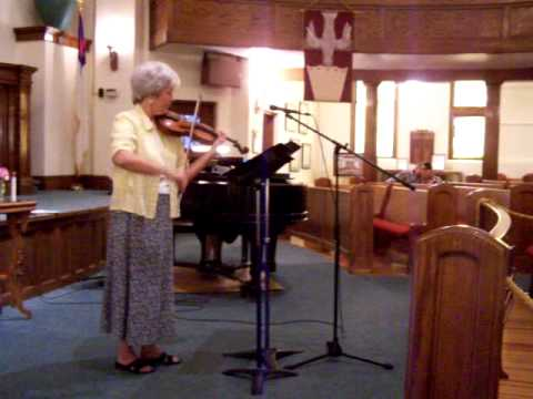 Linda Fuesz - First Friday @ First Presbyterian Video