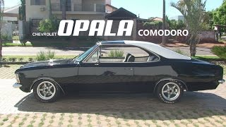 OPALA COMODORO COUPE 1978 6 CILINDROS(CANAL TEST DRIVE)