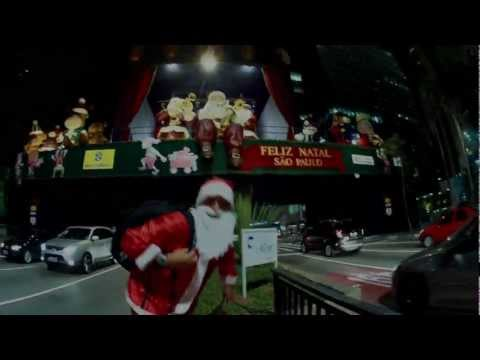 Santa Claus Longboard - Igor Lage