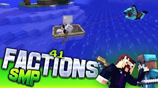 Minecraft Factions SMP #41 - Taking Generzon's Horse!  (Private 1.9 Factions Server)