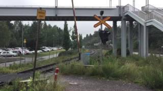 [VR Transpoint] Riihimäki to Karjaa freight train T53682 passing Hyvinkää.