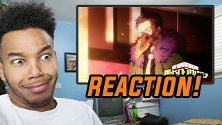 OVERHAUL?! - My Hero Academia Season 3 Episode 24 REACTION!