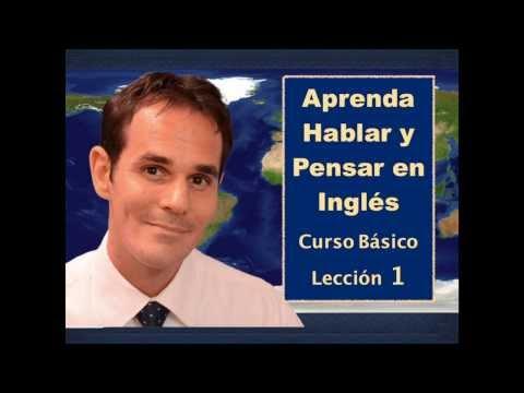 Aprenda Hablar y Pensar en Ingl és - Básico - 1