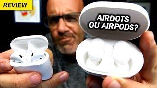 Airdots são melhores que Airpods? Xiaomi Mi Airdots REVIEW