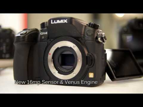 Panasonic GH4 Preview