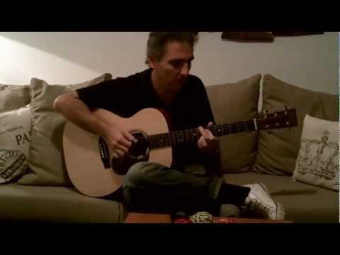 Samba do Aviao (bossa nova guitar) x Diego Ruiz