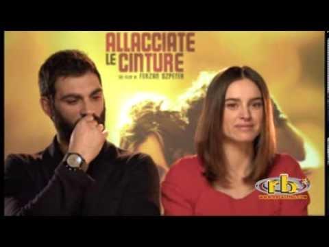 Francesco Arca e Kasia Smutniak, intervista, Allacciate le cinture, RB Casting