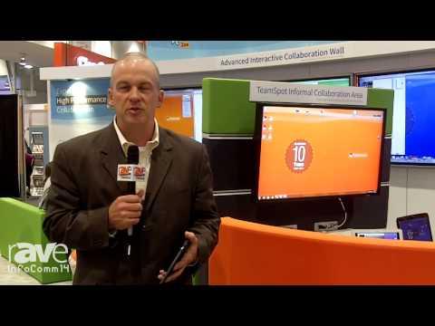 InfoComm 2014: Tidebreak Explains its TeamSpot, ClassSpot and ClassSpot PBL Products