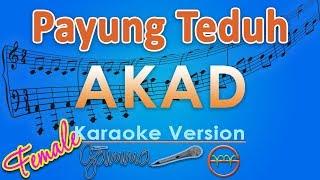 download lagu Payung Teduh - Akad Female Karaoke  Tanpa Vokal gratis