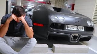 The Problems of Owning a BUGATTI ..