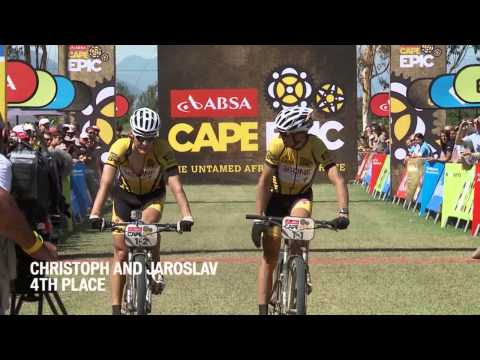 CAPE EPIC 2013 STAGE 1