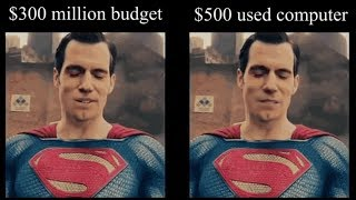 A Guy On The Internet Did A Better Job Erasing Superman's Mustache Than Hollywood Did