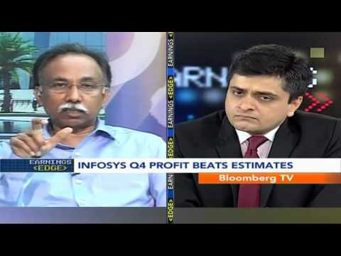 Earnings Edge- Infosys Way Ahead Of Curve: Shibulal