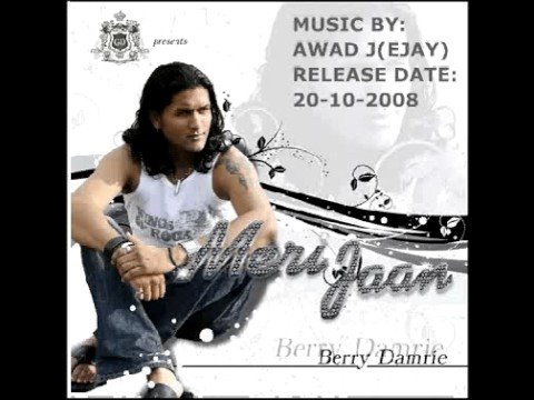 CD Meri Jaan - Berry Damrie (DEMO)