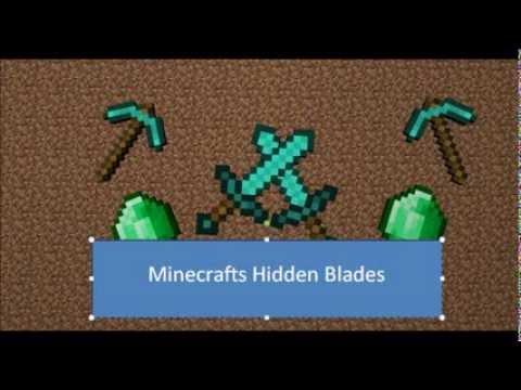 Minecraft's Hidden Blades Start Video