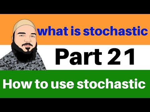 what is stochastic indicator - learn technical analysis - bitcoin trading in hindi