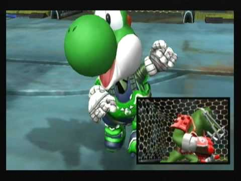 Review: Super Mario Strikers: Charged Football (Wii Retail) (PAL Region) 0