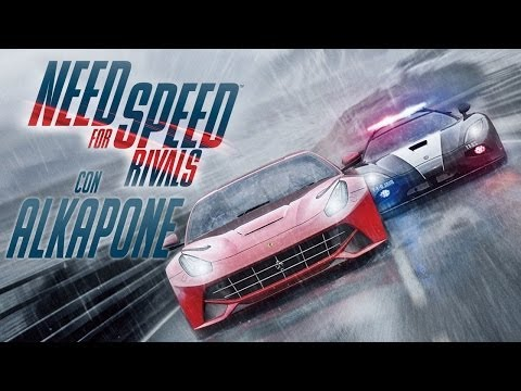 Need for Speed Rivals El poder de mi Ferrari