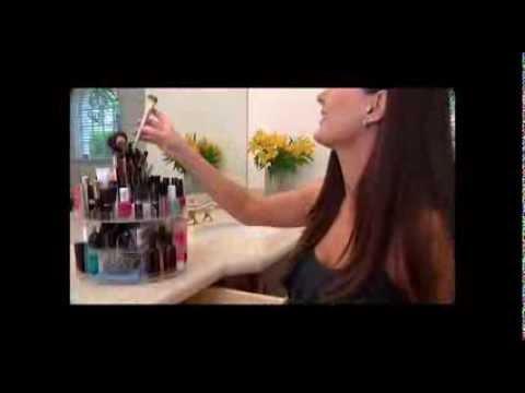 Makeup Caddy Organizer Glam Caddy™cosmetics Makeup