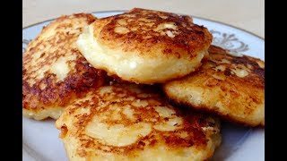 Сырники - Очень Вкусные и Нежные, Проверенный Рецепт | Farmer Cheese Pancakes, English Subtitles