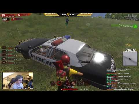 Haraw - 46kills /w bros - H1Z1