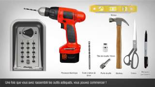5428EURD: How to install (French)