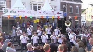 De Feesttoeters Sassenheim Winnaars Set Dweilorkestendag 10 mei 2018 Groenlo Achterhoek NL