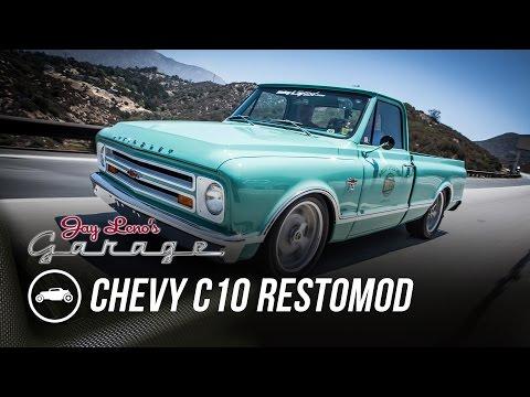Holley 1967 Chevy C10 Restomod - Jay Leno's Garage