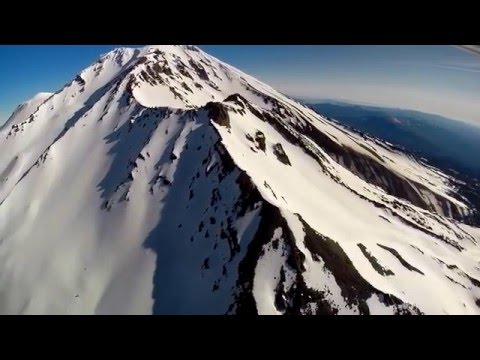 Mt  Shasta, Lake Shasta & Lake Oroville California Drought Update May 13, 2016
