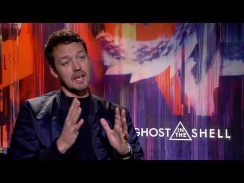 Ghost In The Shell NY Junket || Rupert Sanders Interview || SocialNews.XYZ