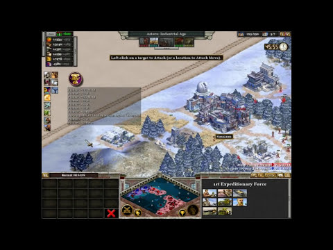 Rise of nations tacticas de guerra(en espanol) invasion al imperio japones