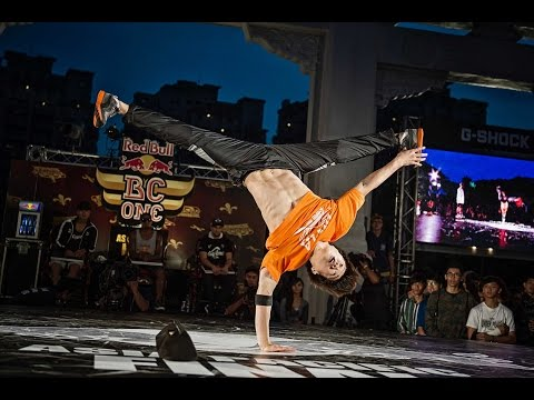 Blond vs Nori - Semifinals - Red Bull BC One Asia Pacific Final 2014