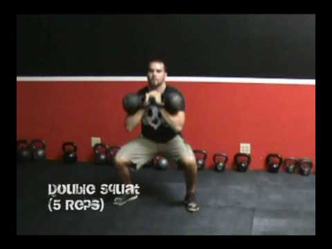 Kettlebell Strength Circuit Workout #1 Image 1