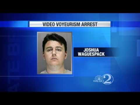 Catholic School Teacher Arrested For Voyeurism