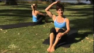 Pilates More Flat Abs - Full 30 minute workout eFit30