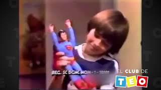 1979 superman volador ensueño comercial