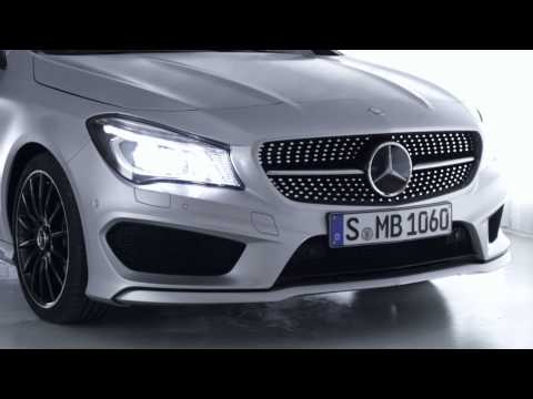 All-New 2014 CLA-Class Premiere -- New 4-Door Coupe -- Mercedes-Benz