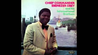 Chief Commander Ebenezer Obey and his International Brothers Band - In London, vol. 3 (1972)