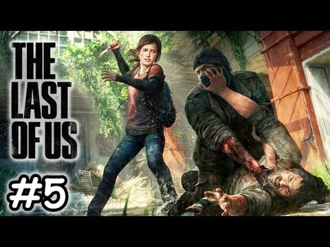 ENCONTRÁMOS A ELLIE! - The Last of Us #5 (Em Português)
