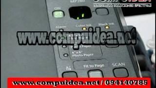 Reseteo Canon Mp280 /Mp250 con Sistema Compuidea de Tinta Continua 02