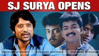 அஜித் கொடுத்த வாய்ப்பும்! விஜய் ரசித்த காட்சியும் ... | SJ Surya Interview | Monster Movie