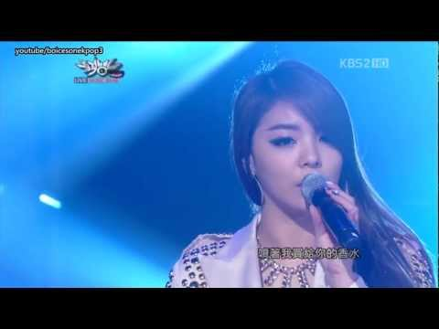 【HD繁中字】121026 Ailee - I Will Show You