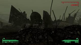 Fallout 3: Megaton nach der Atombombe