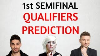 Semi Final 1 Top 10 Qualifiers Prediction: Odds, Polls & Qualification Record Eurovision 2016
