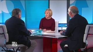 Shields and Brooks on Franken's resignation, Trump's Jerusalem move