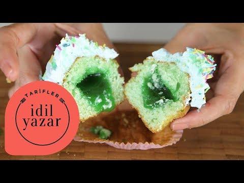 Slime Cupcake Tarifi - İdil Tatari - Yemek Tarifleri
