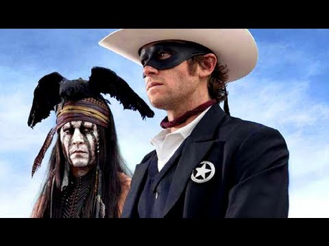 THE LONE RANGER - HD Behind The Scenes - Johnny Depp, Armie Hammer, Gore Verbinski